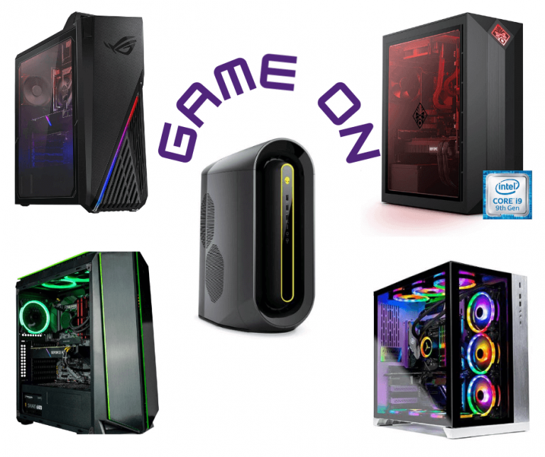 best prebuilt gaming pc